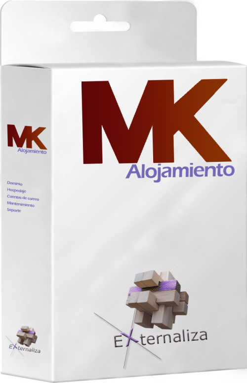 Packaging MKAlojamiento