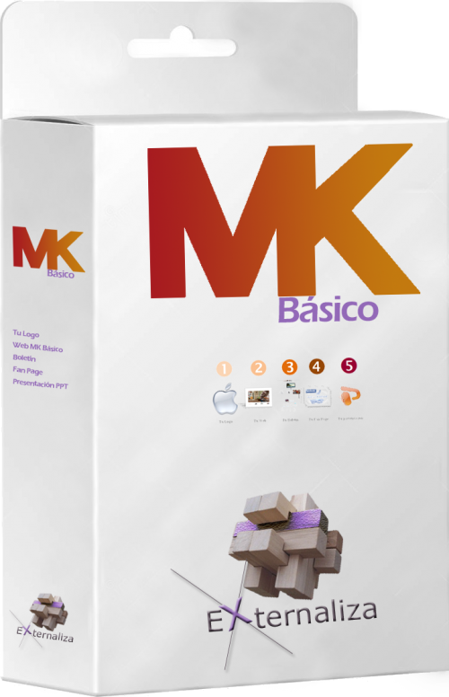 Packaging MKBasico