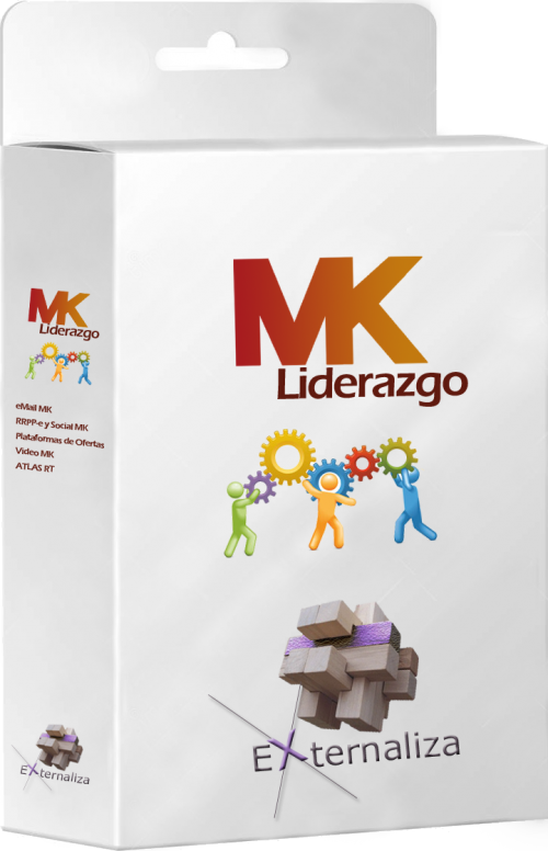 Packaging MKLiderazgo